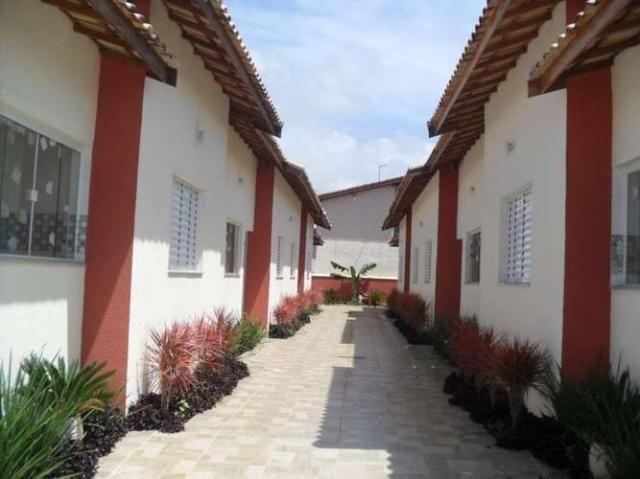 Casa Condomínio 3 Dorms 300m da praia Cibratel / Itanhaém-SP