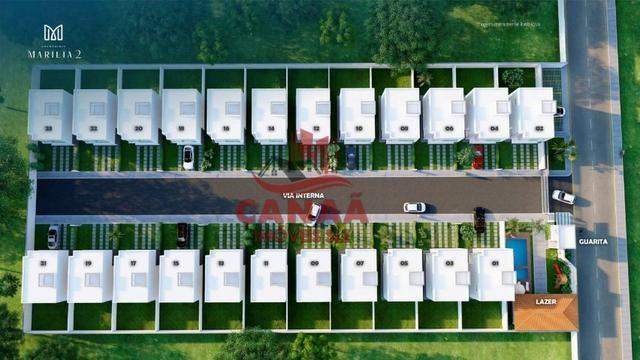O Sonho do Novo Lar | Casas Duplex c/ 3 qtos | Acabamento no Porcelanato - Foto 9