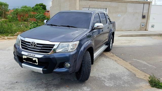 Hilux 2012 SRV 4X4 2.7 Flex - Foto 3