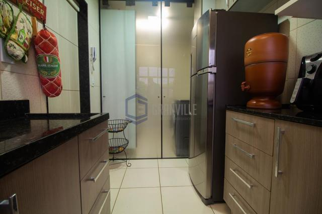 2º andar, 2wc's, reformadíssimo, transformado para 1 quarto - Foto 15
