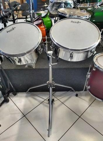 Timbales Jennifer Mixer Instrumentos Musicais - Foto 2