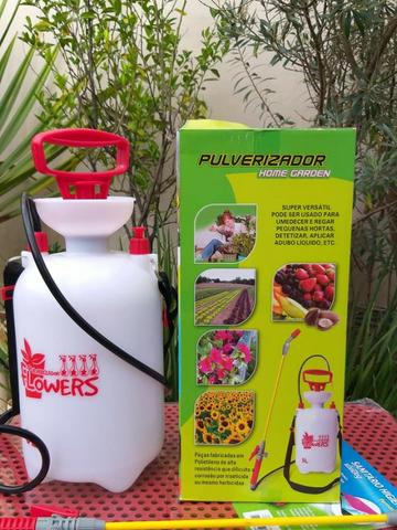 Pulverizador Flowers 5 litros -Com ele o jardim da sua casa nunca mais será o mesmo - Foto 2