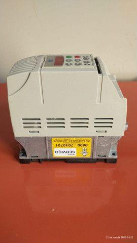 Inversor de frequência WEG CFW 08 - Foto 2