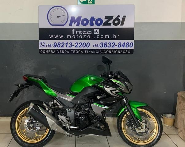 Z 300 com abs 2018