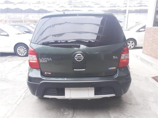 Nissan Livina 1.8 sl x-gear 16v flex 4p automático - Foto 4