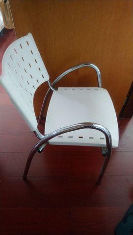 Vendo cadeira para escritório - Poços de Caldas  - Foto 2
