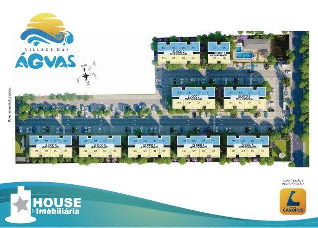 78: Apartamentos com 2 dormitórios// forquilha//_no village das Águas//_