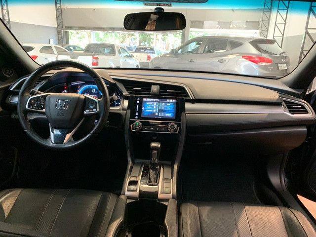 Civic EXL 2.0 com Revisões na Honda + Pneus Michelin - Foto 10