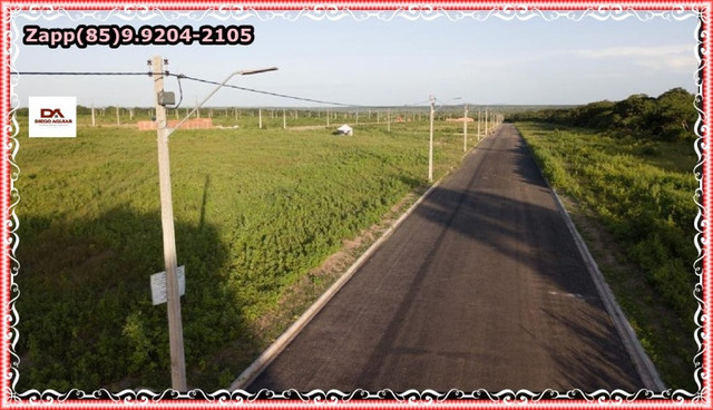 Loteamento Itaitinga- Marque sua visita- *@! - Foto 5