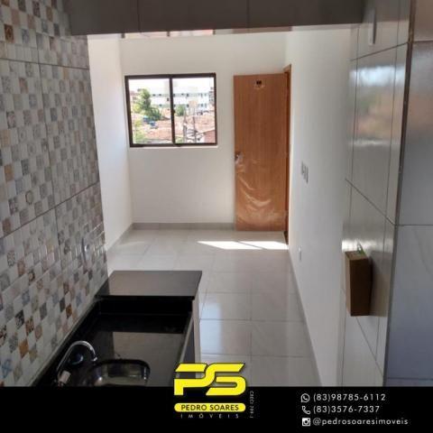 Apartamento com 2 dormitórios a partir de, 56 m² por R$ 140.000 - Cristo Redentor - João P - Foto 7