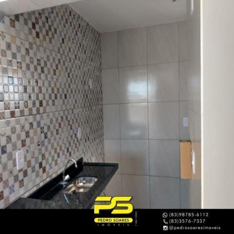 Apartamento com 2 dormitórios a partir de, 56 m² por R$ 140.000 - Cristo Redentor - João P - Foto 5
