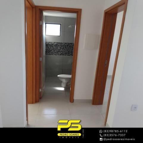 Apartamento com 2 dormitórios a partir de, 56 m² por R$ 140.000 - Cristo Redentor - João P - Foto 8