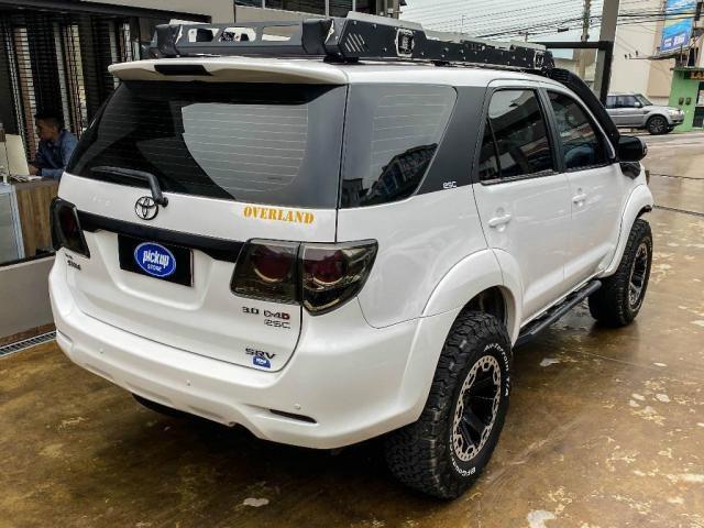 Toyota Hilux SW4 SW4 3.0 SRV 4X4 CD 7 LUGARES 16V TURBO INTERCOOLER 4P AUTOMÁTICO - Foto 6