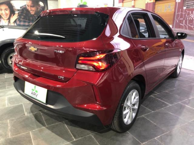 Chevrolet onix 2020 1.0 turbo flex ltz automatico - Foto 5