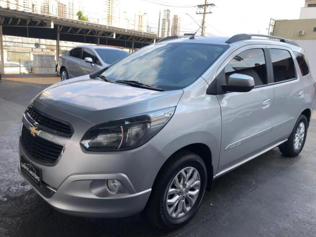 Chevrolet Spin LTZ 7 lugares 2017/2018