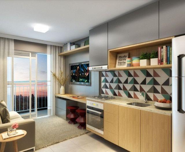Apartamento 1 dormitório próximo a estação Vila Sonia - Foto 9