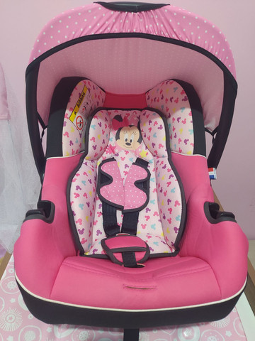 Bebê conforto da Minie - Foto 4