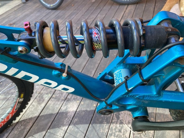 Bike de downhill rockrider  - Foto 4