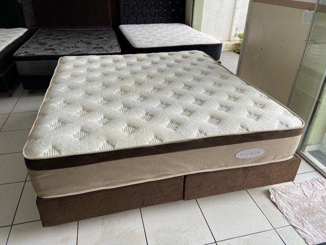 Linda cama SUPER CONFORTÁVEL - entregamos hoje