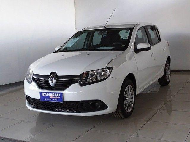 Renault Sandero Expression 1.0 16V (Flex) - Foto 2