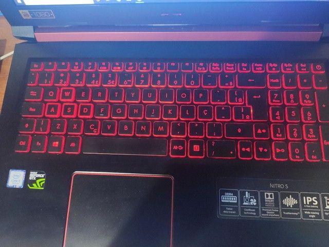 Notebook Acer Nitro 5 - Foto 2