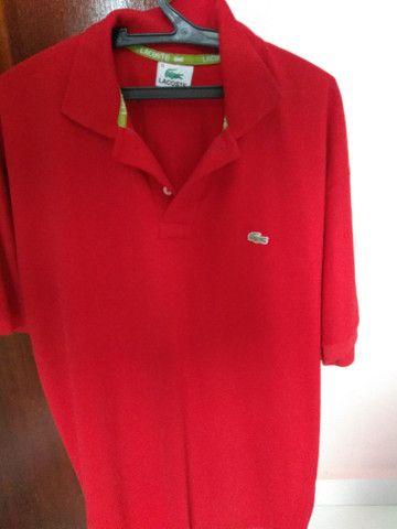 Vendo camisa original Lacoste - Foto 3