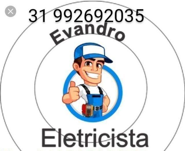Eletricista trabalho sábado e Domingo também