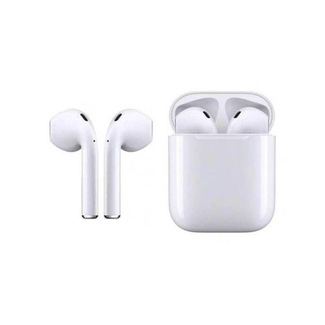Fone de ouvido sem fio Bluetooth i12 TWS Inpods para Android/IOS - Foto 4