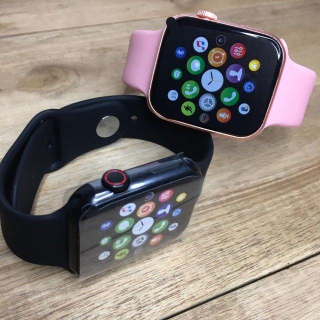 Relógio Ld5 Smartwatch  - Foto 4