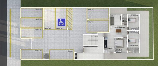 Apartamento no Bancários, 02 quartos - Foto 10
