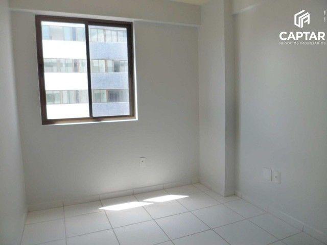Apartamento 2 Quartos, sendo 1 suíte, 2 banheiros, no Maurício de Nassau, Edf. Delmont Lim - Foto 9