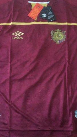 Camisa Sport roxa, edição especial