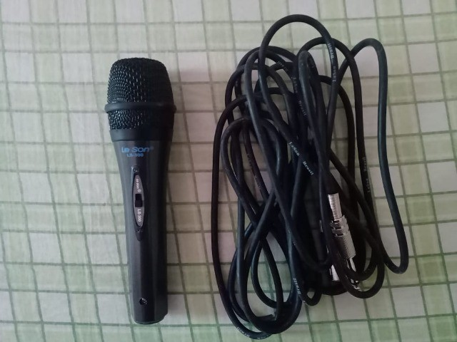 Microfone LS 300