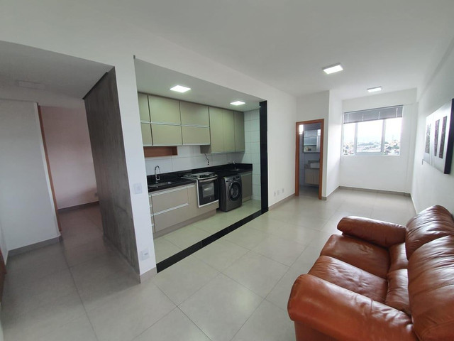 Flat à venda, 1 quarto, 1 vaga, Centro - Sete Lagoas/MG