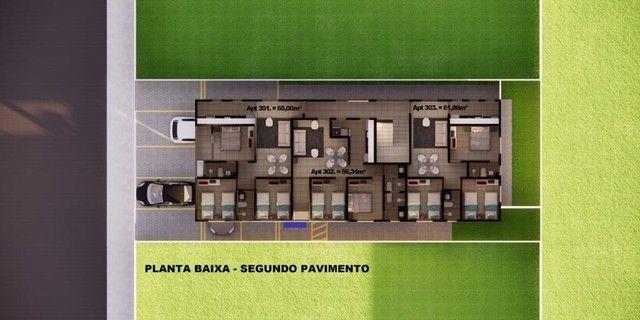 Apartamento em Miramar com 2 ou 3 Quartos sendo 1 Suíte A Partir de R$ 215.000,00* - Foto 12