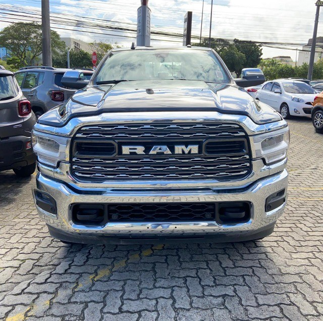 RAM 2500 Laramie 6.7 Cummins TB Diesel 4x4 0Km - Foto 13