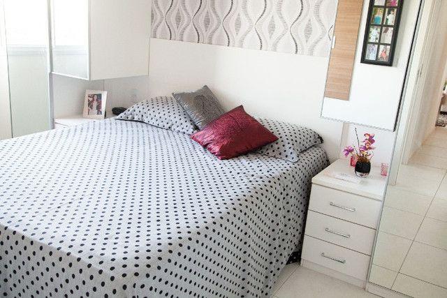 Apartamento na Maraponga com 2 Quartos e lazer completo - Entrada Facilitada - Foto 6