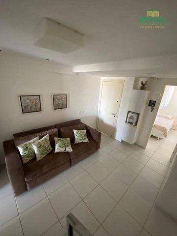 Apartamento Duplex com 4 dormitórios à venda, 210 m² por R$ 1.600.000 - Porto das Dunas -  - Foto 8