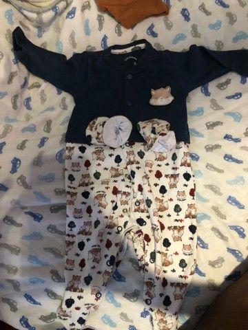 Roupinhas de bebe - Foto 3