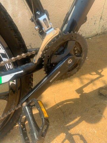 Bicicleta aro 29 grupo shimano - Foto 5