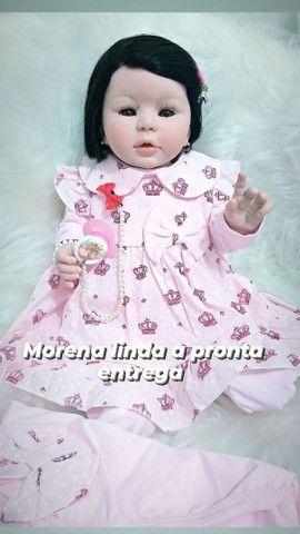 Bebêreborn vinil siliconado  - Foto 5