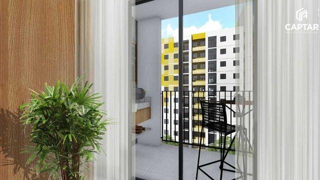 Apartamento 2 e 3 quartos, Bairro Universitário, Condomínio Viver Bem - Foto 3
