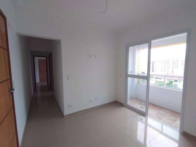 Apartamento à venda com 2 dormitórios em Campo grande, Santos cod:212656 - Foto 5