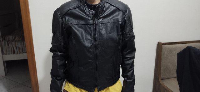 Jaqueta de couro - Foto 2