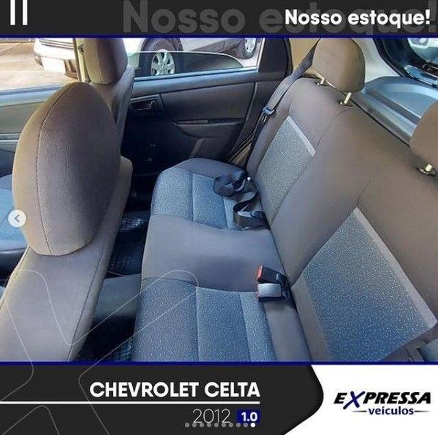carro chevrolet celta 1.0 2012 com apenas 57.000km  - Foto 10