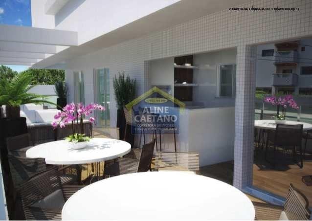 Apartamento 3 dorms, Alto Padrão - Forte - 124mts - Foto 10