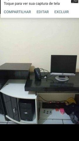 Vendo mesa e computador Windows 7