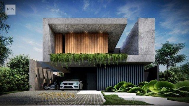 Casa com 3 dormitórios à venda, 200 m² por R$ 1.600.000,00 - Alphaville 3 - Campo Grande/M - Foto 7