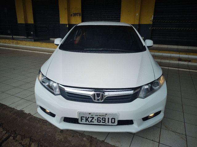 Civic lxs 2014 automático  - Foto 6