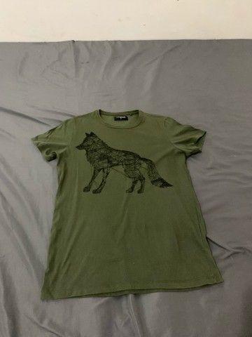 Camisas Acostamento Originais TAM.: P - Foto 5